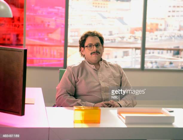 """Jonah Hill"""" -- Episode 1653 --Pictured: Jonah Hill --"""