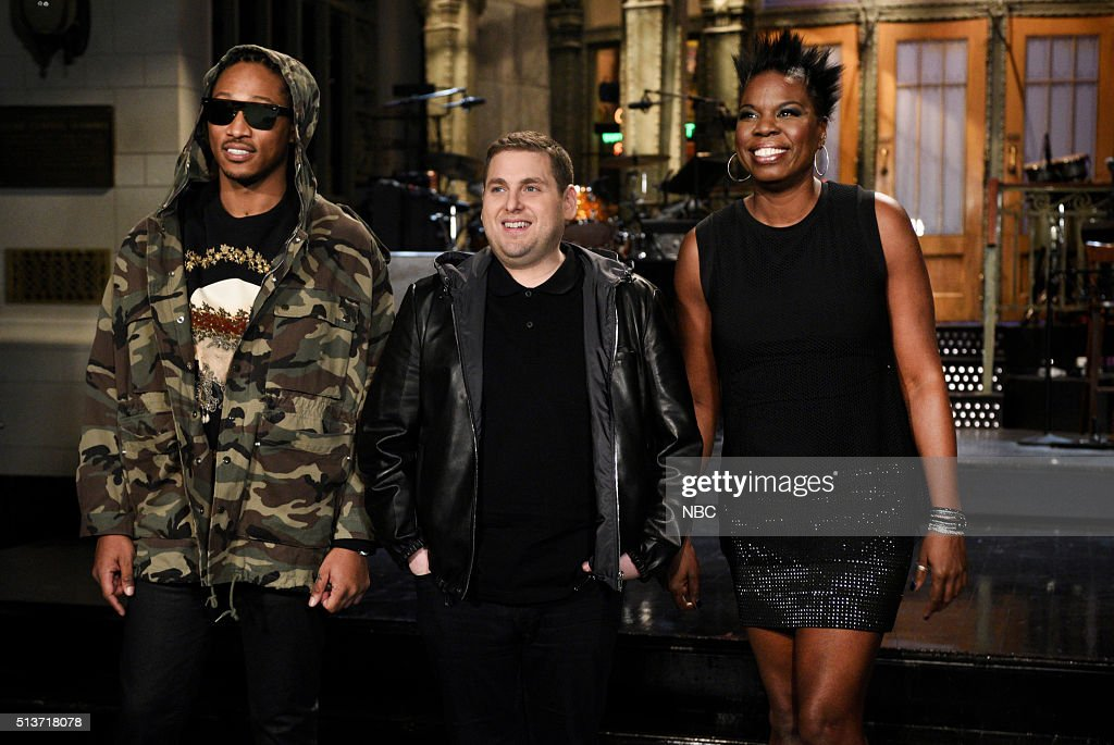 "NBC's ""Saturday Night Live"" with guests Jonah Hill, Future"