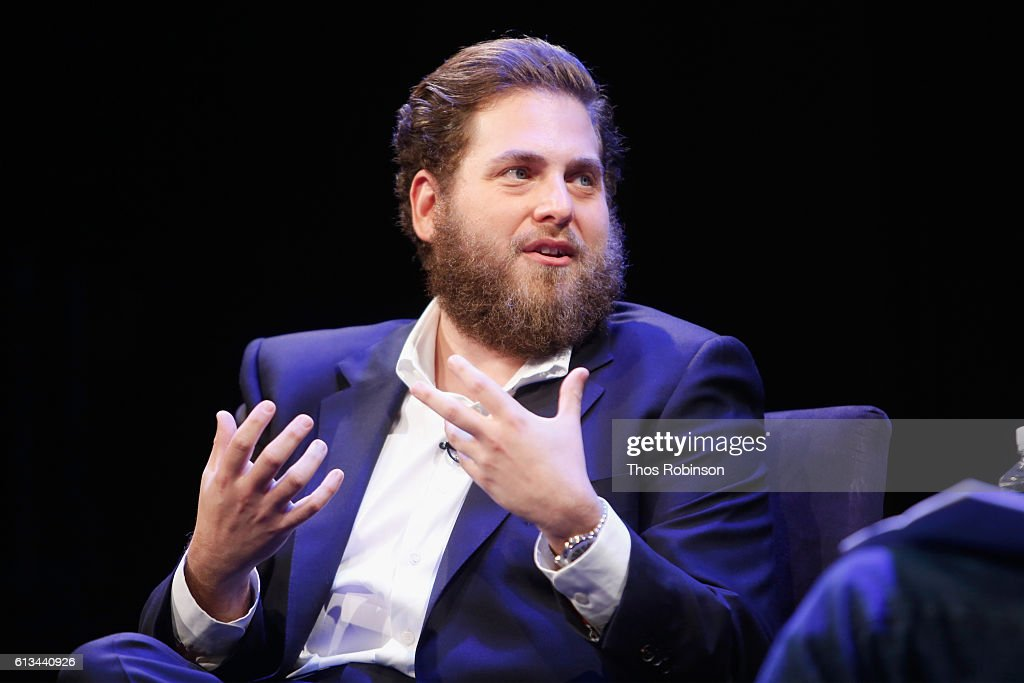 The New Yorker Festival 2016 - Jonah Hill Talks With David Remnick