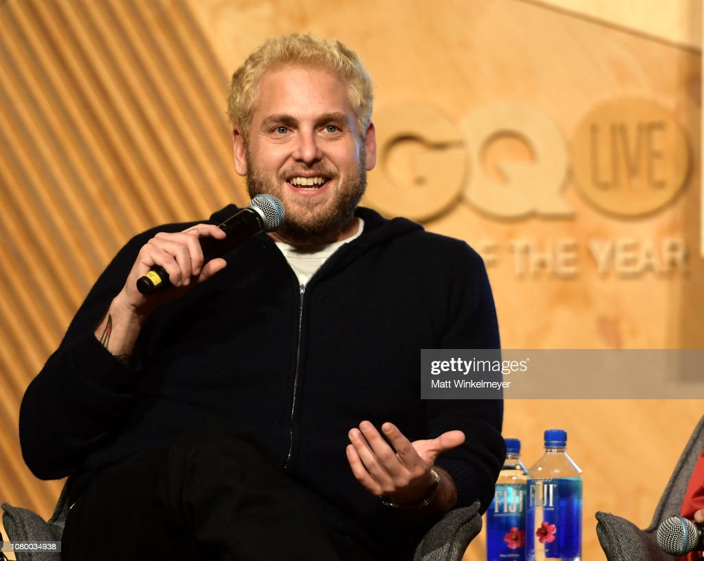 GQ Live - The World Of Jonah Hill With The Cast Of 'Mid90s' : News Photo