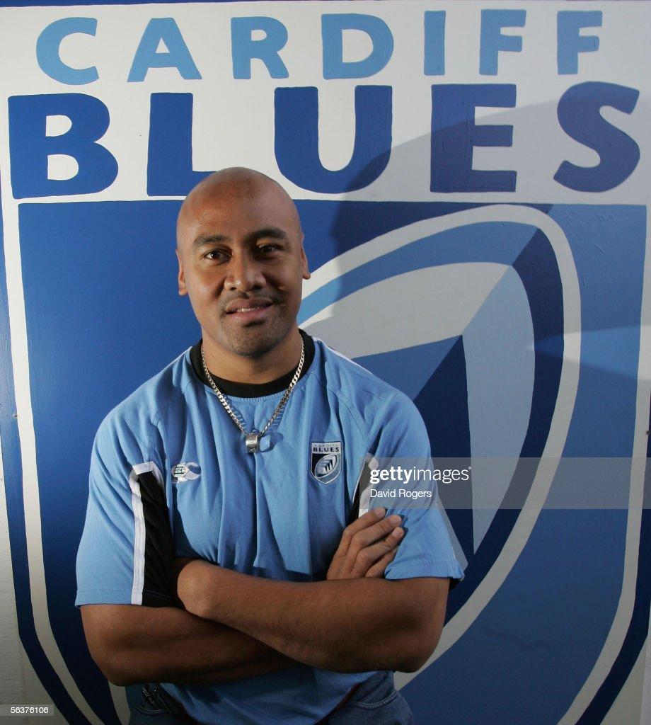 Cardiff Blues Press Conference