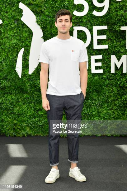 JonahHauer King from the serie World on Fire attends the 59th Monte Carlo TV Festival Day Four on June 17 2019 in MonteCarlo Monaco