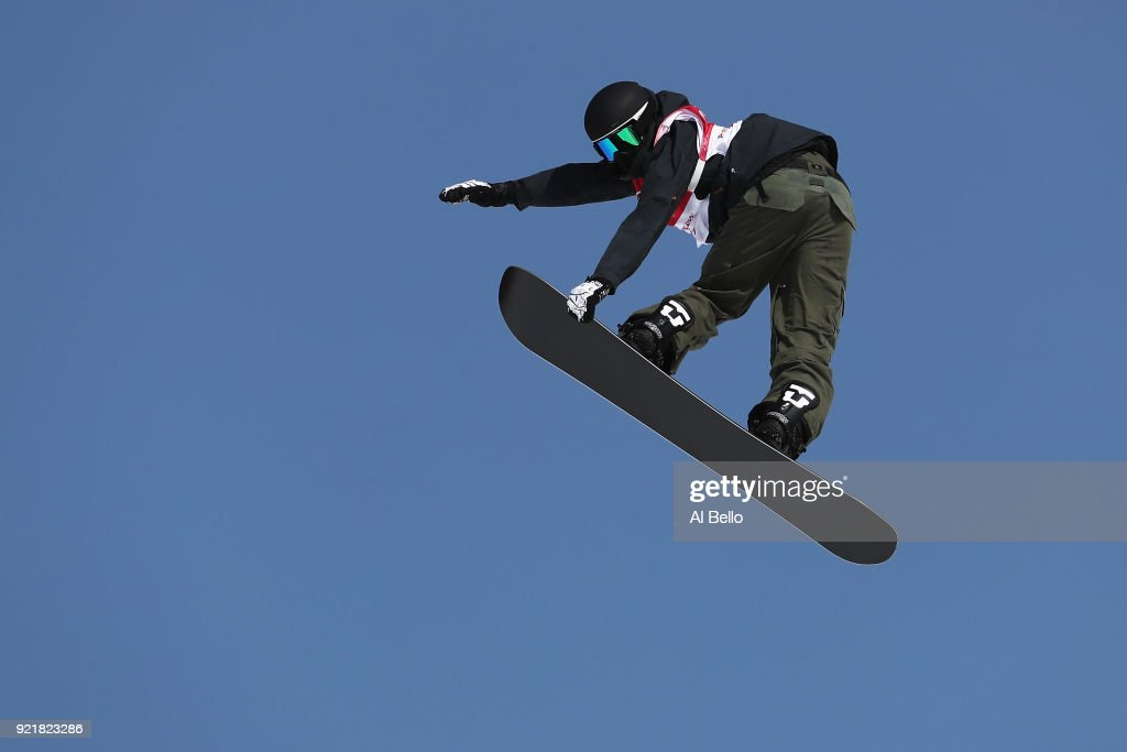 Snowboard - Winter Olympics Day 12