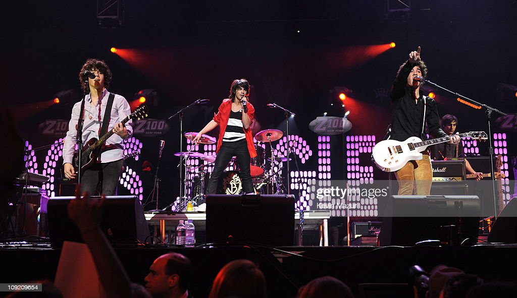 Z100's Jingle Ball 2007 - Show : News Photo