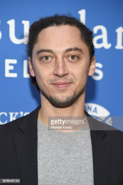Jonas Carpignano attends the IFC Films Independent Spirit Awards After Party presented by MovieGrade App Hendricks Gin and Kona Brewing Company on...