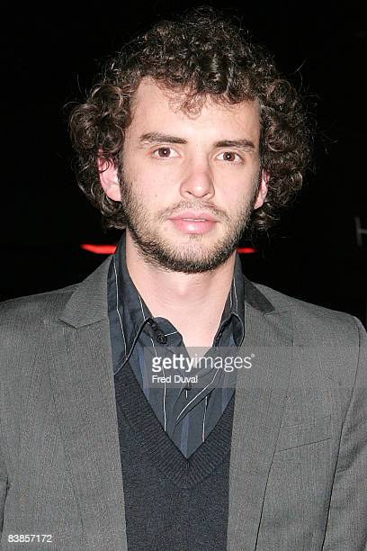 Jonas Cuaron arrives at the premiere of 'Ano Una' at the Curzon Renoir on November 29 2008 in London England