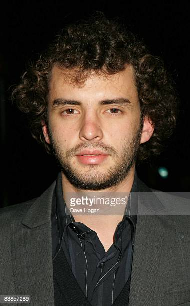 Jonas Cuaron arrives at the UK premiere of Ano Una at Curzon Renoir Cinema on November 29 2008 in London England