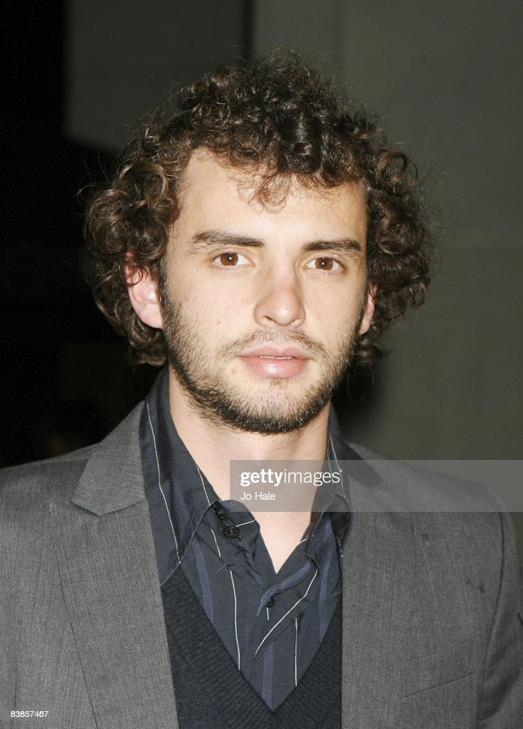 Jonas Cuaron arrives at the UK premiere of Ano Una at Curzon Renoir Cinema on November 29, 2008 in London, England.