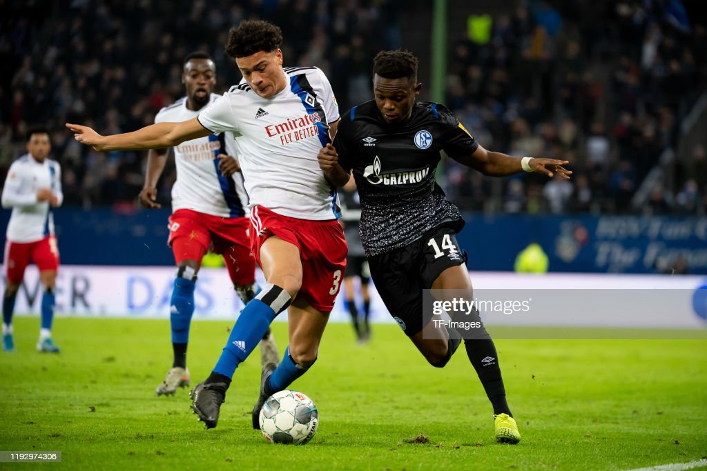 Hamburger SV v FC Schalke 04 - Friendly Match : News Photo
