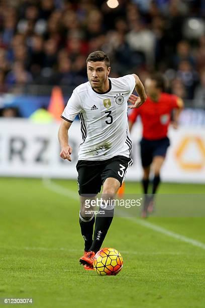 Jonas Hector Fussball Freundschaftsspiel : Frankreich - Deutschland Football friendly match national team France Germany