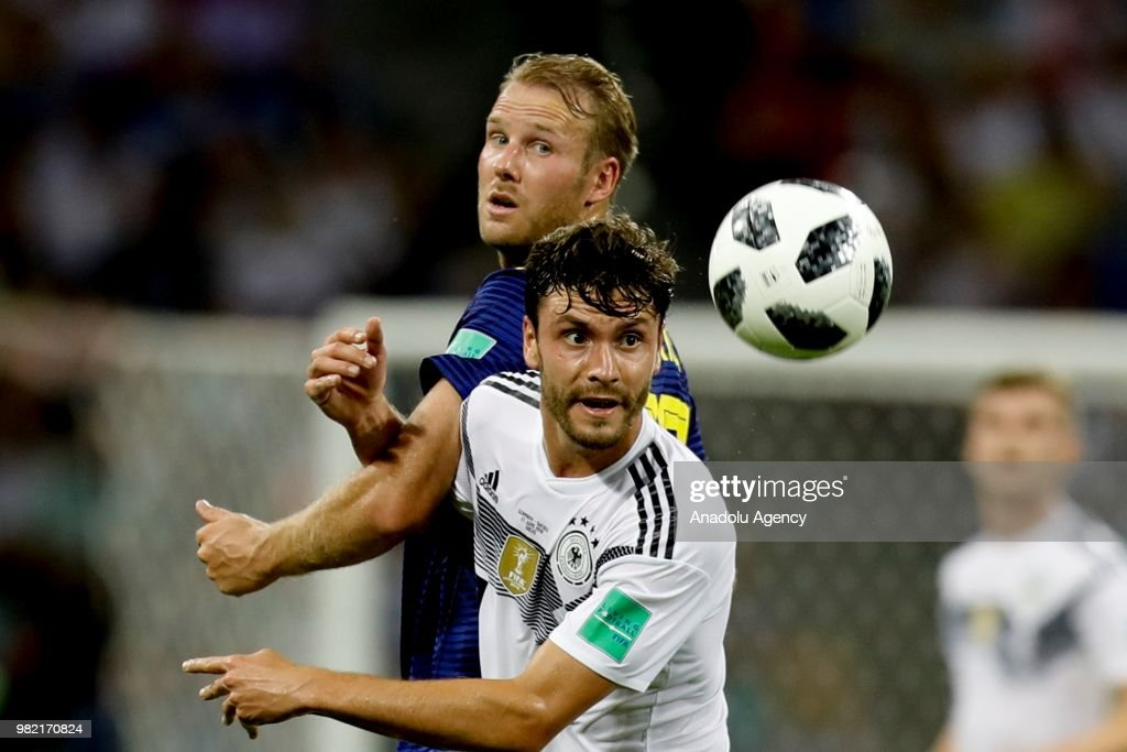 Germany v Sweden  : Group F - 2018 FIFA World Cup Russia : News Photo