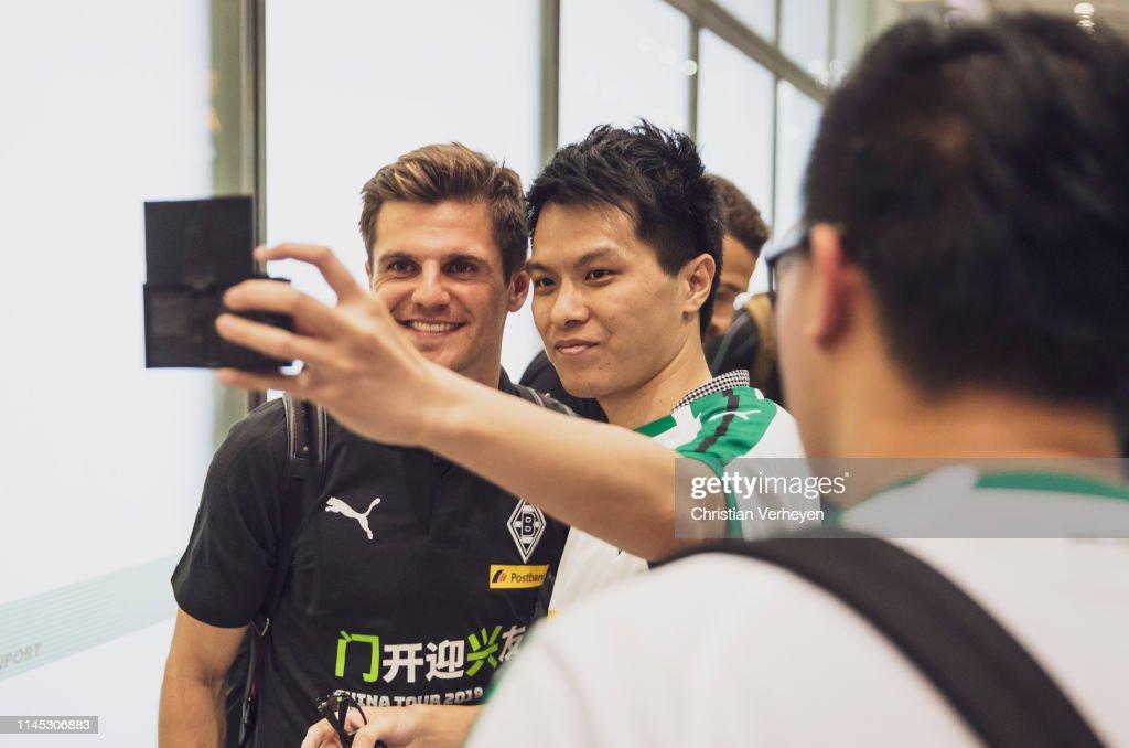 CHN: Borussia Moenchengladbach China Tour 2019