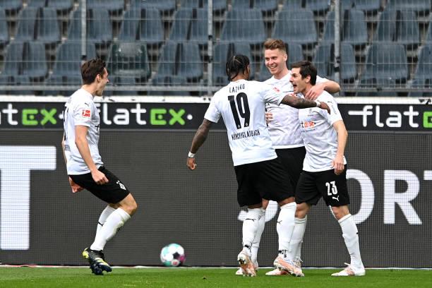 DEU: Borussia Moenchengladbach v Eintracht Frankfurt - Bundesliga