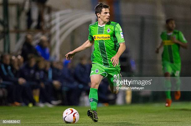 Jonas Hofmann of Borussia Moenchengladbach during a friendly match between Borussia Moenchengladbach and Hertha BSC at day 6 of Borussia...