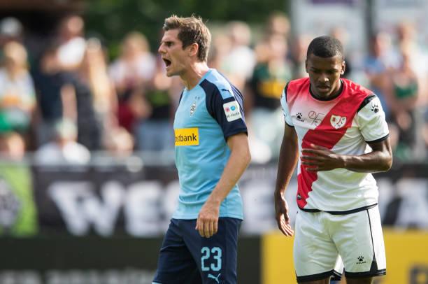 DEU: Borussia Moenchengladbach v Rayo Vallecano - Pre-Season Friendly