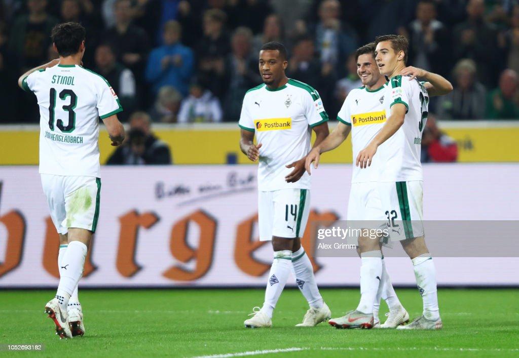 Borussia Moenchengladbach v 1. FSV Mainz 05 - Bundesliga : Nachrichtenfoto
