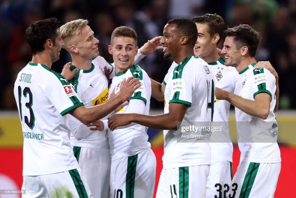 Borussia Moenchengladbach v 1. FSV Mainz 05 - Bundesliga : News Photo