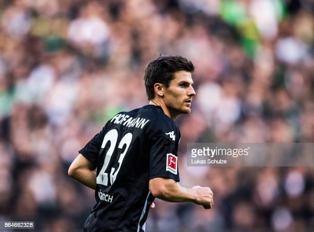 Jonas Hofmann of Moenchengladbach during the Bundesliga match between Borussia Moenchengladbach and Bayer 04 Leverkusen at BorussiaPark on October 21...
