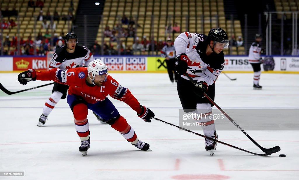 Norway v Canada - 2018 IIHF Ice Hockey World Championship
