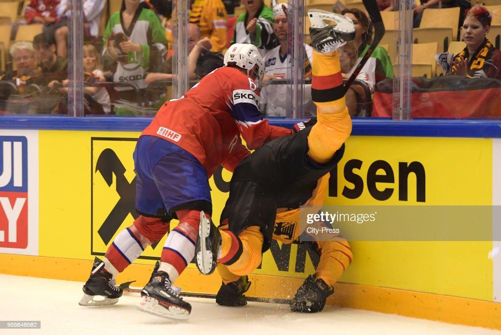 Germany v Norway - IIHF World Championship 2018