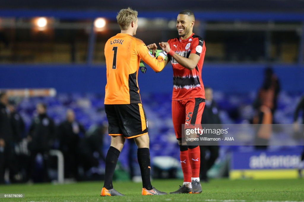 Birmingham City v Huddersfield Town - The Emirates FA Cup Fourth Round Replay : News Photo