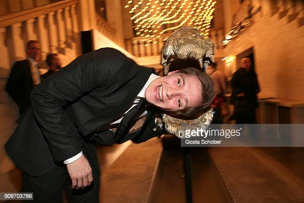 Jonas Nay during the 'Berlin Opening Night of GALA UFA Fiction' at Das Stue Hotel on February 11 2016 in Berlin Germany