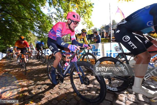 Jonas Rutsch of Germany and Team EF Pro Cycling / Cobblestones / during the 82nd Gent-Wevelgem In Flanders Fields 2020, Men Elite a 232,5km race from...