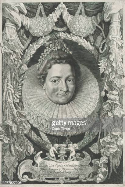 Jonas Suyderhoef, Portrait of Albert VII, Archduke of Austria, Jonas Suyderhoef , Pieter Soutman , Intermediary draftsman Pieter Soutman , After...
