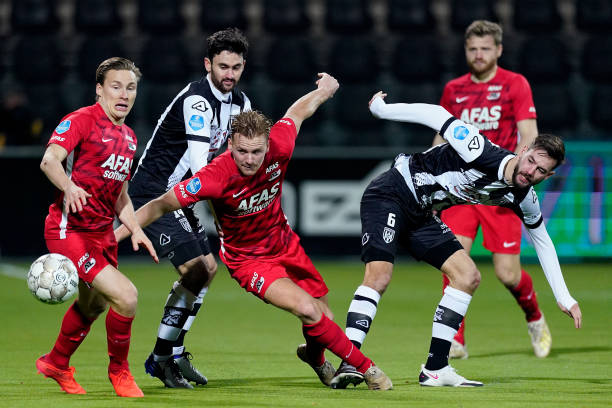 NLD: Heracles Almelo v AZ Alkmaar - Dutch Eredivisie