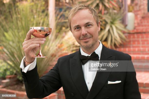 Jonas Tahlin attends the Circus Magazine Oscars Celebration Hosted By Steve Shaw and Jonas Tahlin CEO Absolut Elyx Sponsored by Volvo and Vaseline on...