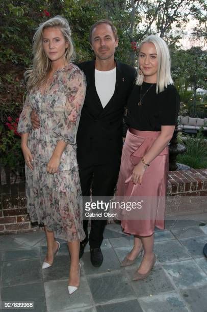 Jonas Tahlin attends the Treats annual Oscars party at the private residence of Jonas Tahlin CEO of Absolut Elyx on March 4 2018 in Hollywood...