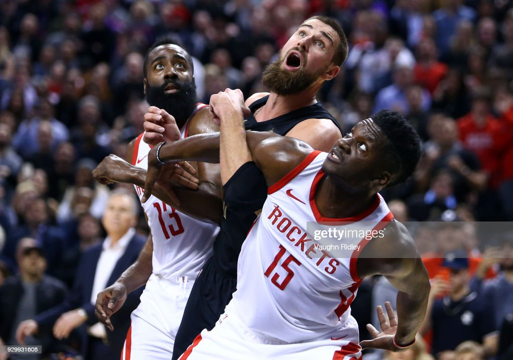 Houston Rockets v Toronto Raptors