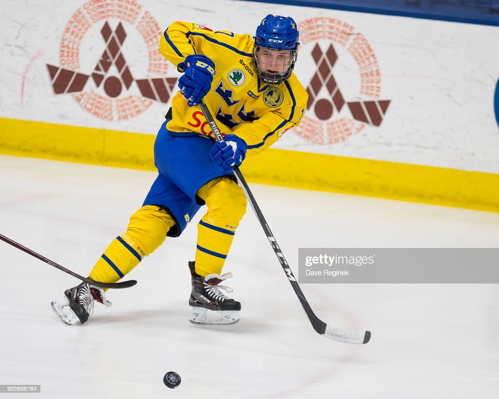 2018 Under-18 Five Nations Tournament - Finland v Sweden : News Photo