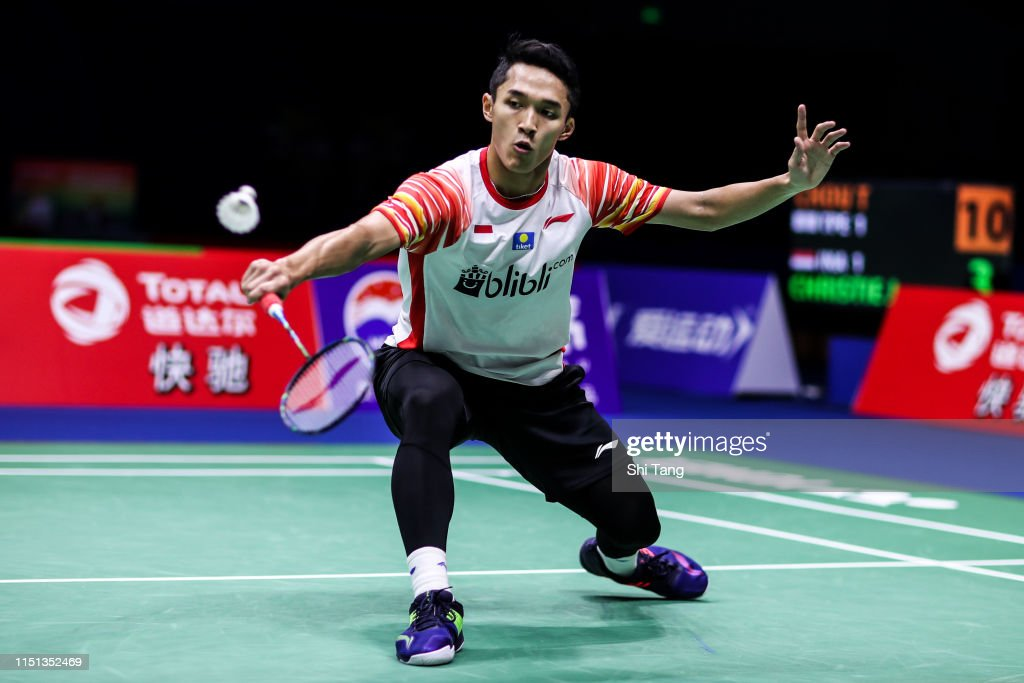 CHN: Total BWF Sudirman Cup 2019 - Day 6