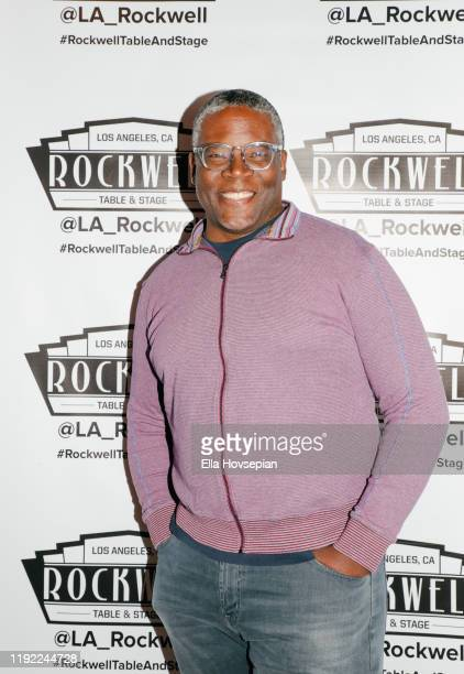 Jonathan Adams at Rockwell Table and Stage on December 05 2019 in Los Angeles California