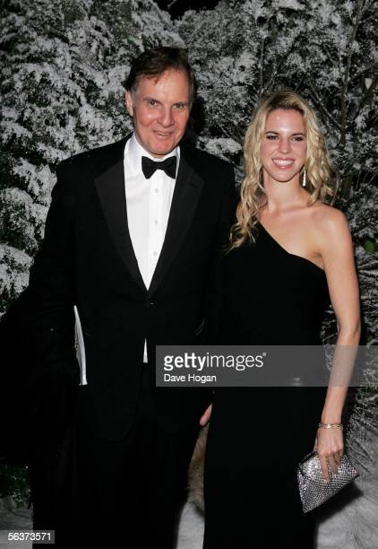 Jonathan Aitken and his daughter Alexandra attend the aftershow party following the Royal Film Performance and World Premiere of The Chronicles Of...