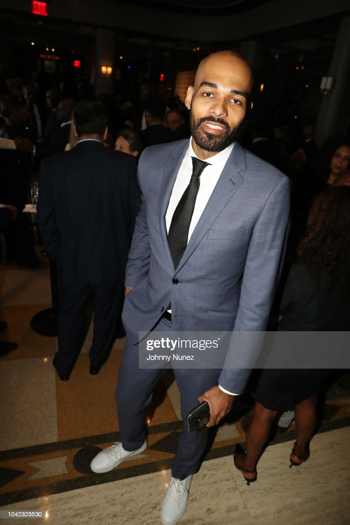 Jonathan Aka attends the Forbes Best Of Africa 2018 Ceremony