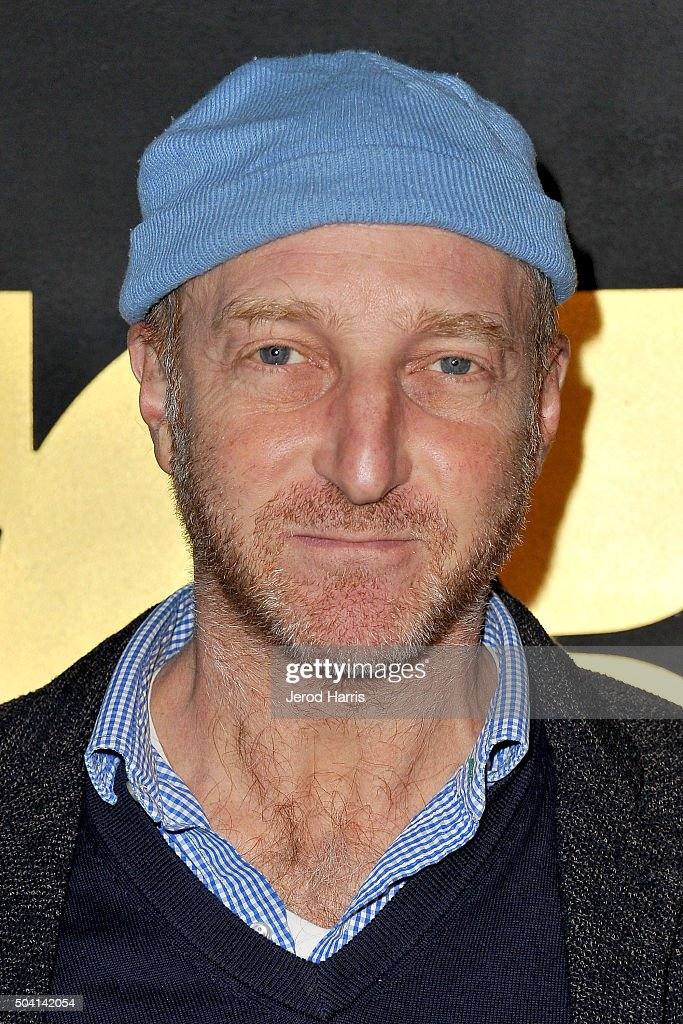 Jonathan Ames arrives at the STARZ Pre-Golden Globe Celebration at Chateau Marmont on January 8, 2016 in Los Angeles, California.