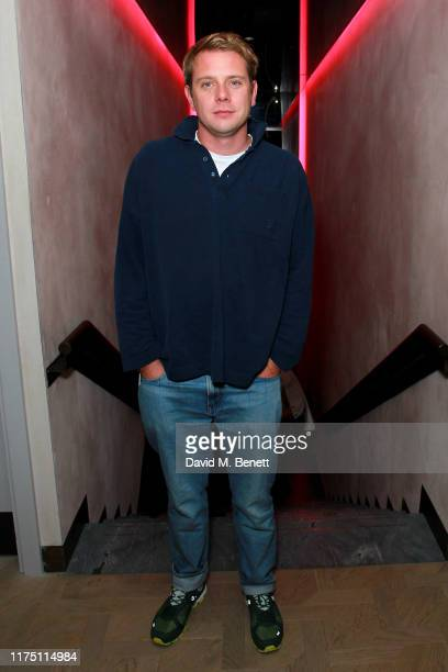 Jonathan Anderson attends the JW Anderson party at The Mezzanine Bar at The Stratford on September 16, 2019 in London, England.