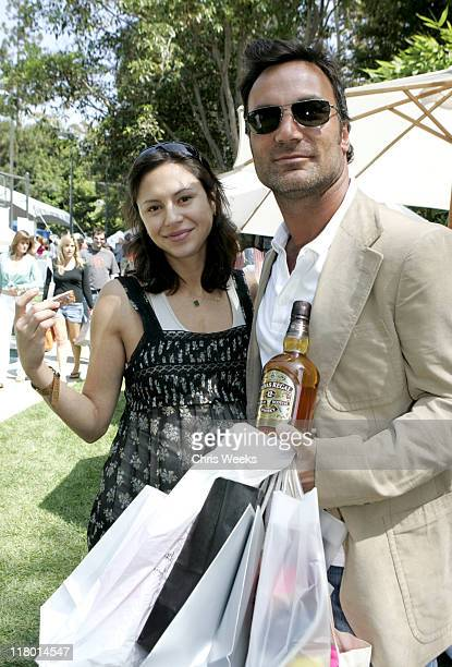 Jonathan Antin at Eccentric Symphony during Silver Spoon PreEmmy Hollywood Buffet Day 2 in Los Angeles California United States Photo by Chris...