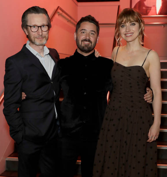 "GBR: ""Vivarium"" European Premiere - 63rd BFI London Film Festival"