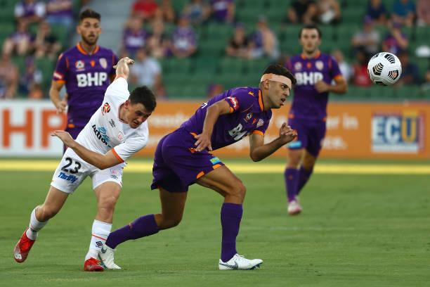 AUS: A-League - Perth Glory v Brisbane Roar