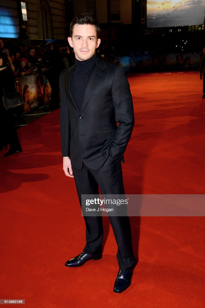 'The Mercy' World Premiere - VIP Arrivals