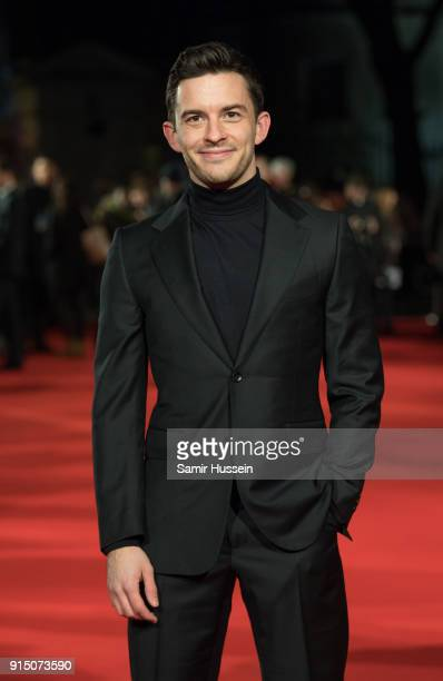 Jonathan Bailey attends 'The Mercy' World Premiere at The Curzon Mayfair on February 6 2018 in London England