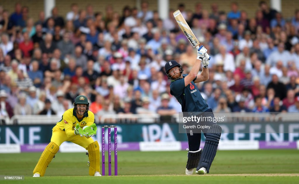 England v Australia - 3rd Royal London ODI