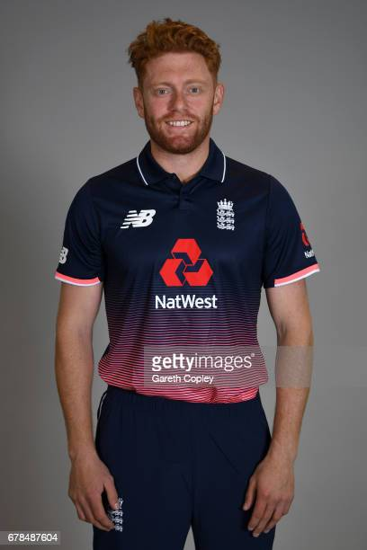 Jonathan Bairstow of England poses for a portrait at The Brightside Ground on May 4 2017 in Bristol England