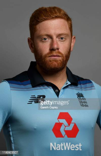 Jonathan Bairstow of England poses for a portrait on May 13, 2019 in Bristol, England.