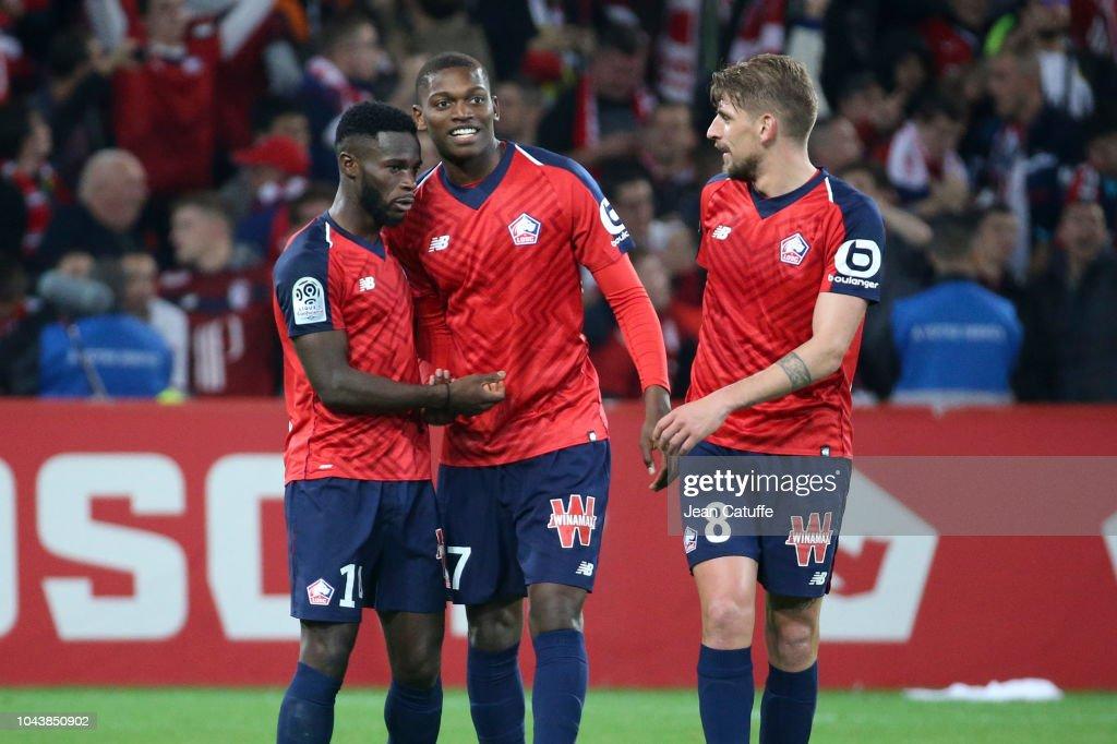 Lille OSC v Olympique de Marseille - Ligue 1 : Photo d'actualité