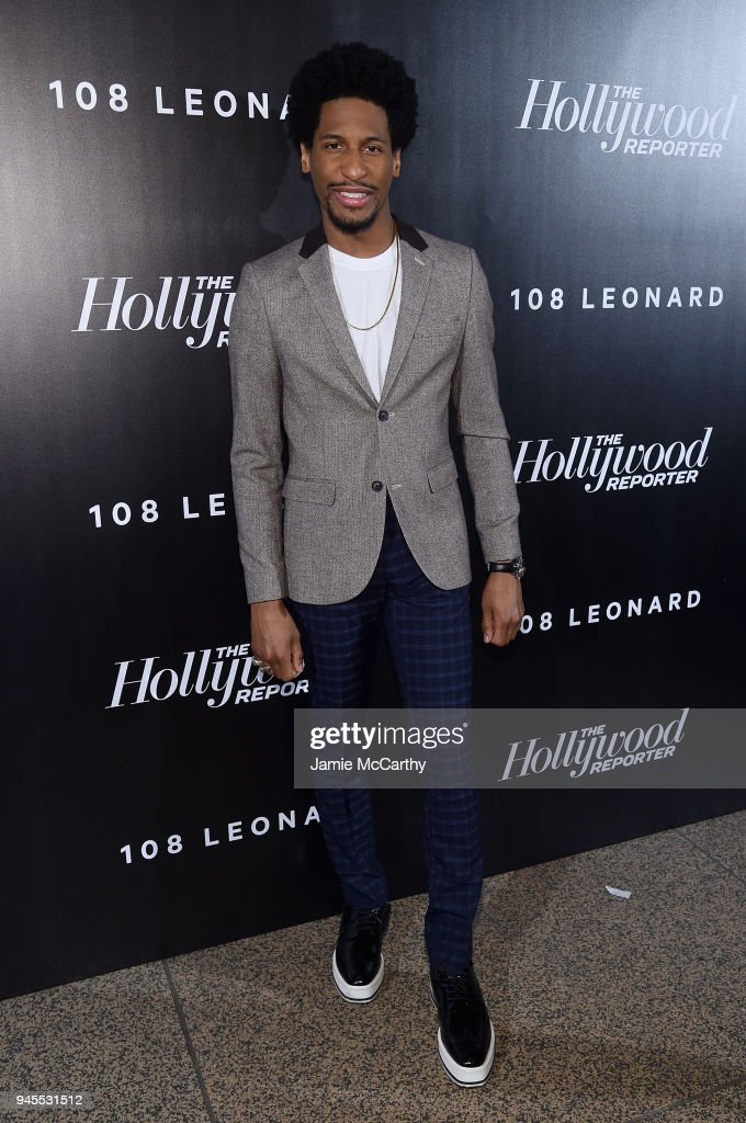 Jonathan Batiste attends The Hollywood Reporter's Most Powerful People In Media 2018 at The Pool on April 12, 2018 in New York City.