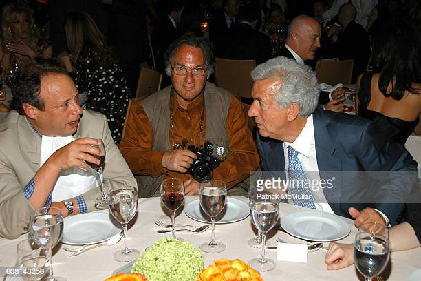 Jonathan Becker Larry Fink and Charles Gargano attend VANITY FAIR Tribeca Film Festival Party hosted by GRAYDON CARTER and ROBERT DE NIRO at The...
